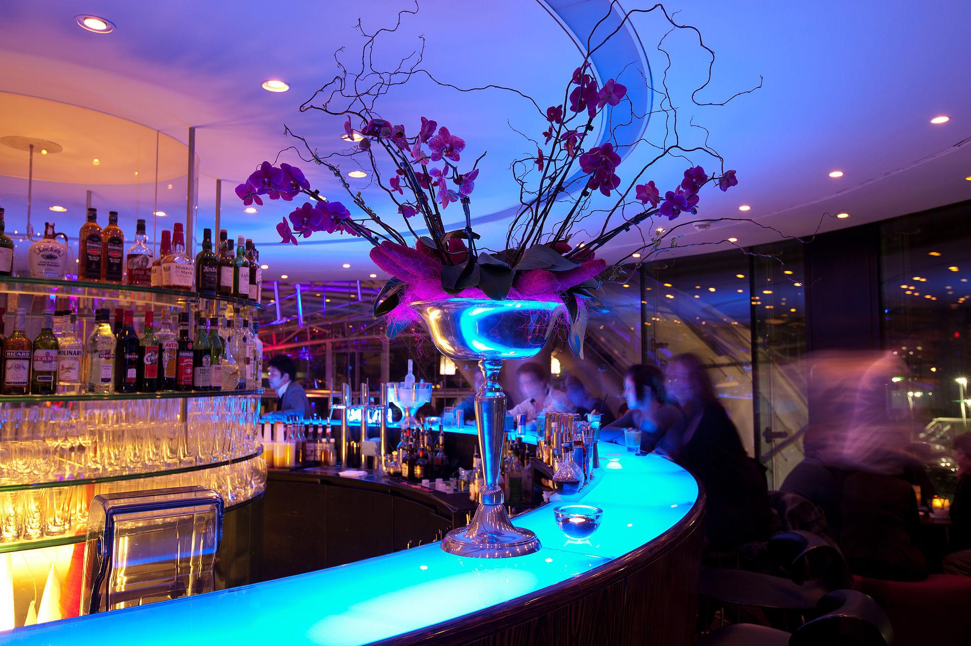 Mayday Bar Threesixty Bar